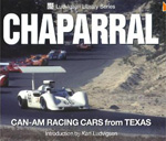 Chaparral: Can-Am Racing Cars from Texas Book